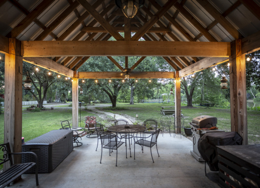 Top Rated - all guests enjoy the outdoor pavilion