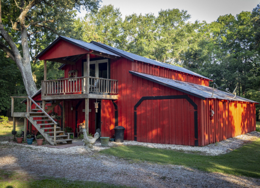 Secluded - barn suites in the country