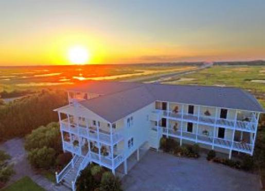 Sunset of the Inn